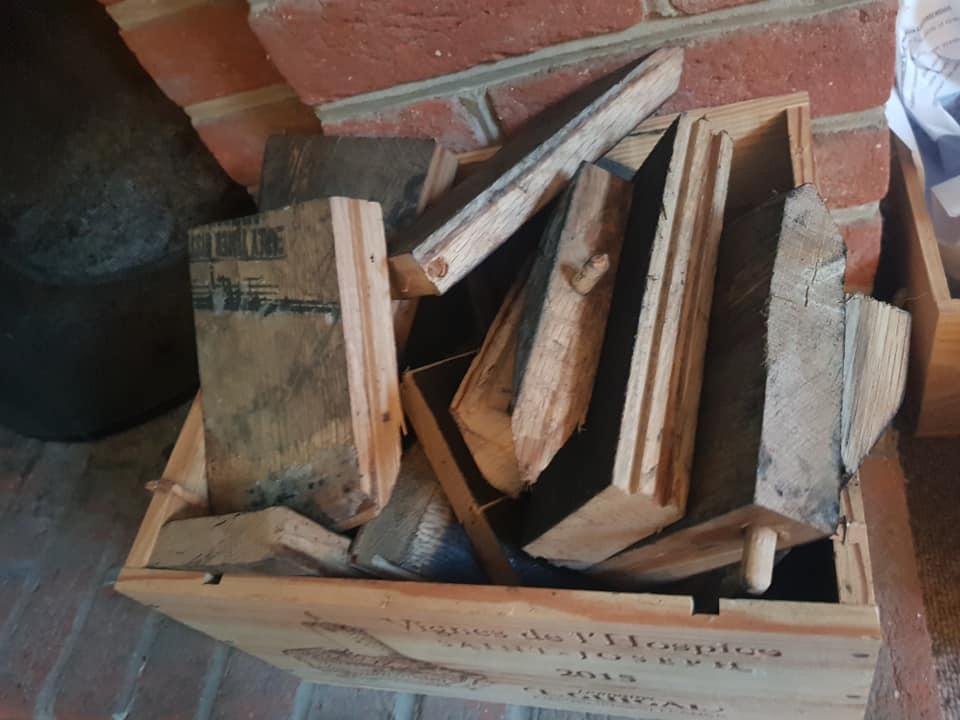 Whiskey Barrel Oak Smoking Chunks whisky oak bbq bourbon x 2 wood chunks